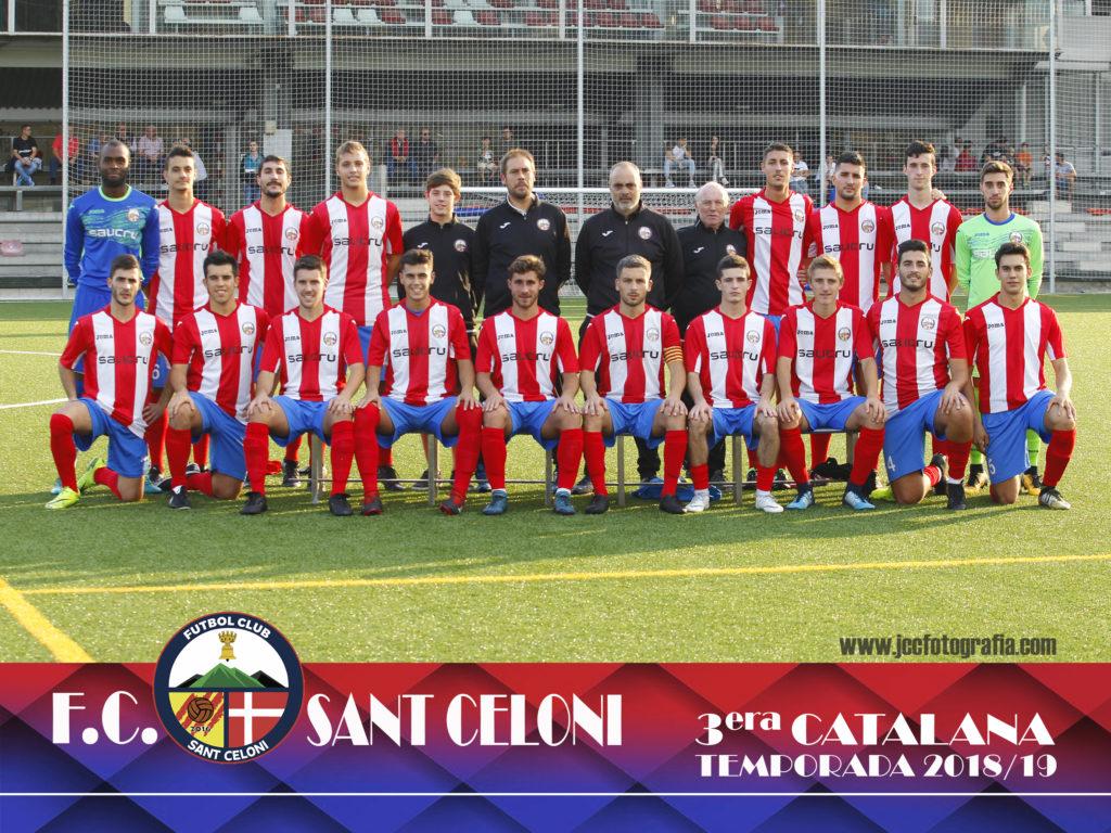 Primer Equip | Fútbol Club Sant Celoni