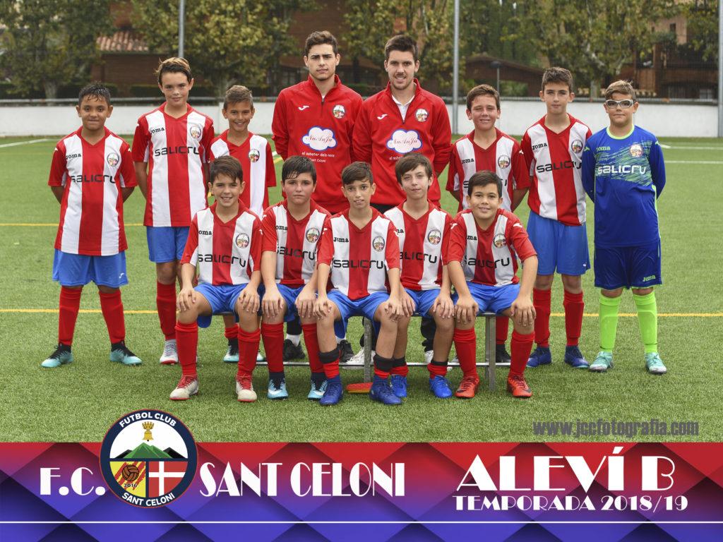 Aleví B | Fútbol Club Sant Celoni