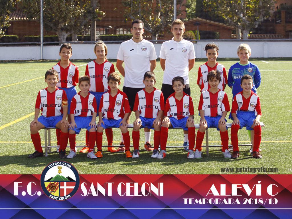 Aleví C | Fútbol Club Sant Celoni