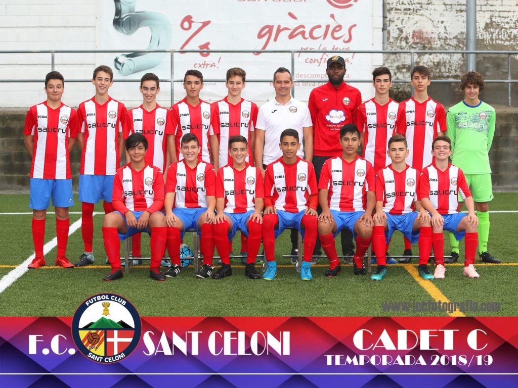 Cadet C | Fútbol Club Sant Celoni