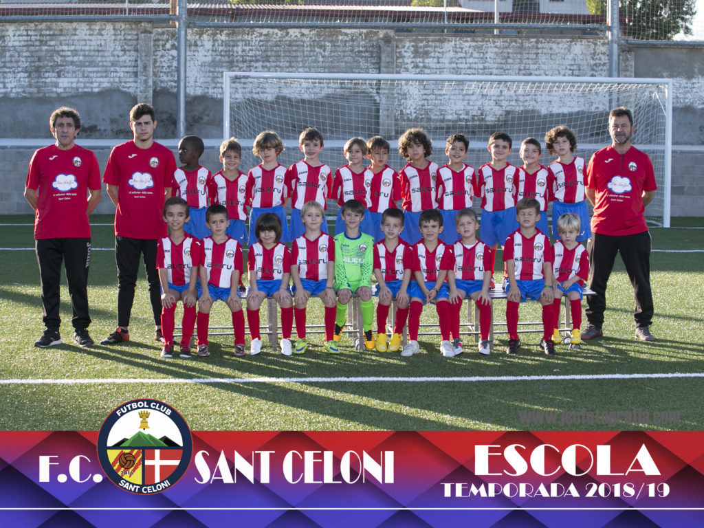 Escola | Fútbol Club Sant Celoni