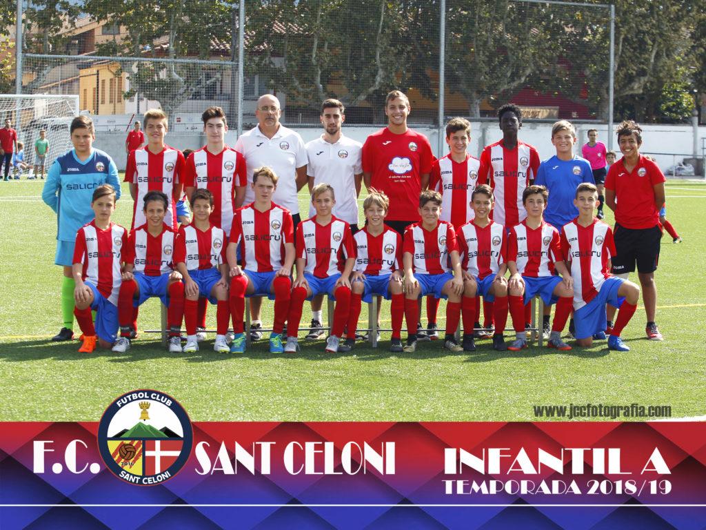 Infantil A | Fútbol Club Sant Celoni