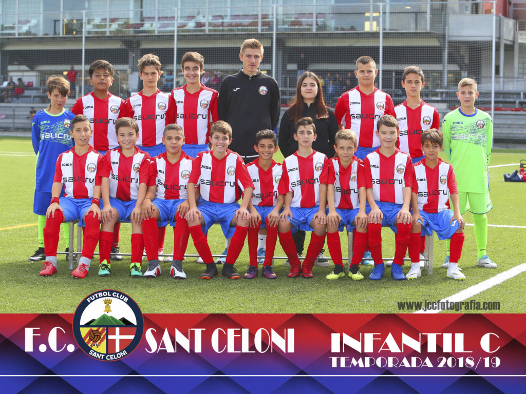 Infantil C | Fútbol Club Sant Celoni