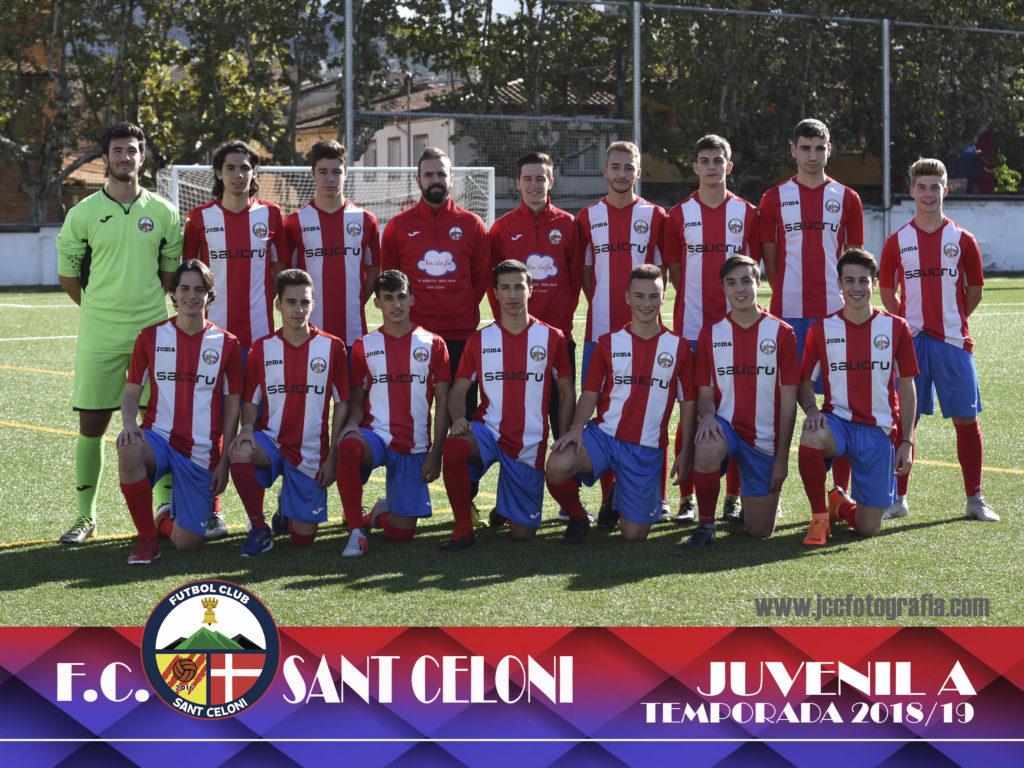 Juvenil A | Fútbol Club Sant Celoni