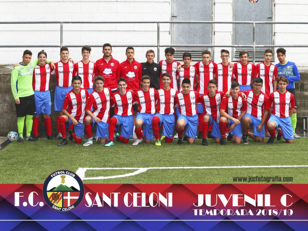 Juvenil C | Fútbol Club Sant Celoni