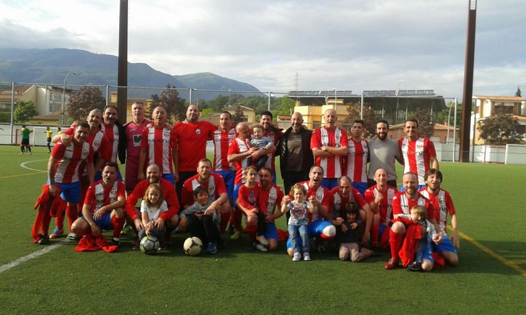 Veterans | Fútbol Club Sant Celoni